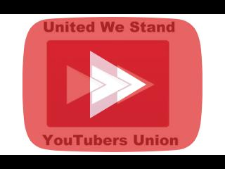 Embedded thumbnail for Creators, Users... To Arms! Join the YouTubers Union.